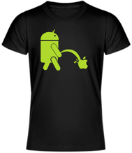 Tricko Android piss on apple