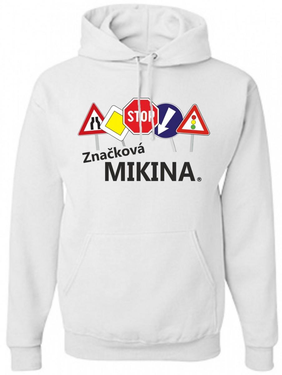 6c2b57bb50 Skutočná nefalšovaná Značková Mikina ǀ Fajntričko.cz