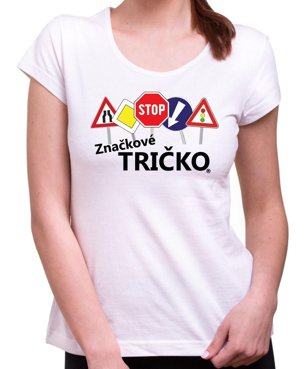 68b1f865ae Tričko s potlačou - Originálne značkové tričko ǀ Fajntričko.sk
