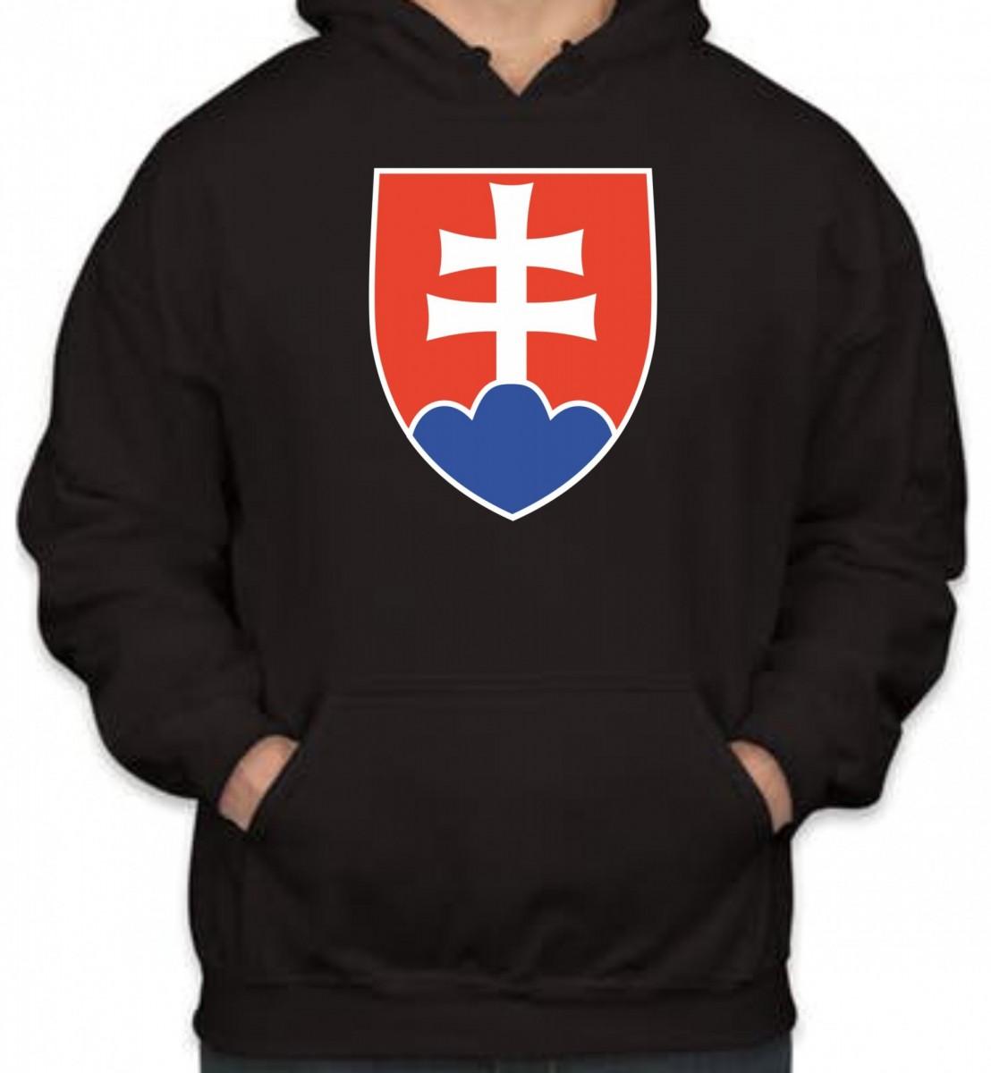 1594c7ebb7c Mikina - Slovensko znak