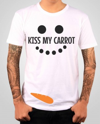 Tričko - Kiss my carrot