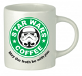 Hrnček Star Wars Coffee