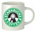 Hrnček Stark bucks Coffee