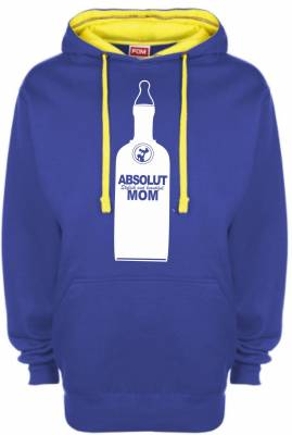 Mikina - ABSOLUT MOM (Stylish and beautiful)