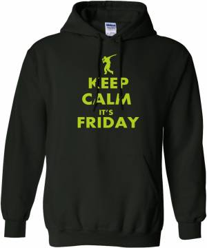 Mikina - KEEP CALM IT'S FRIDAY
