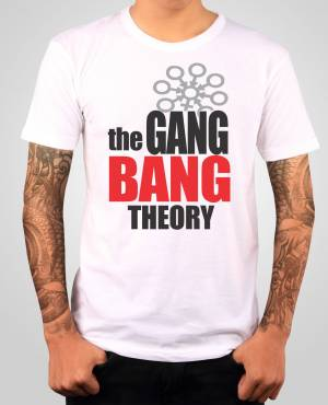Tričko - The Gang Bang Theory